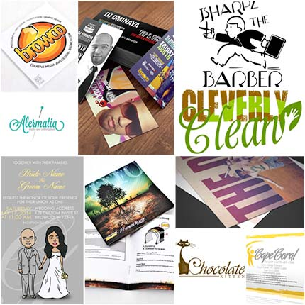 Monticello Indiana Graphic Designer